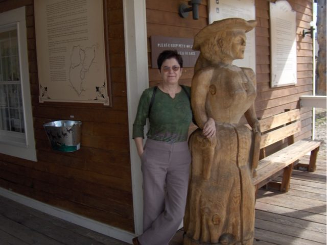 Visit to Kirsten in Boise…