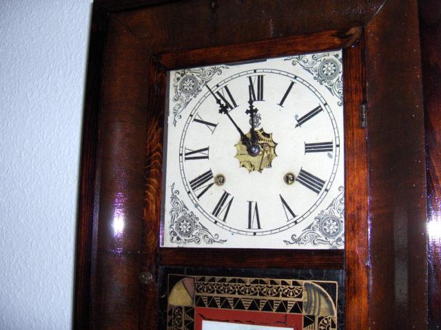 Uret fra Amerika…